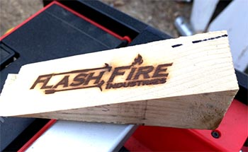 flash fire industries chock
