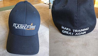Flash Fire Industries Hat