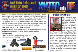 Water On The Fire Seminar